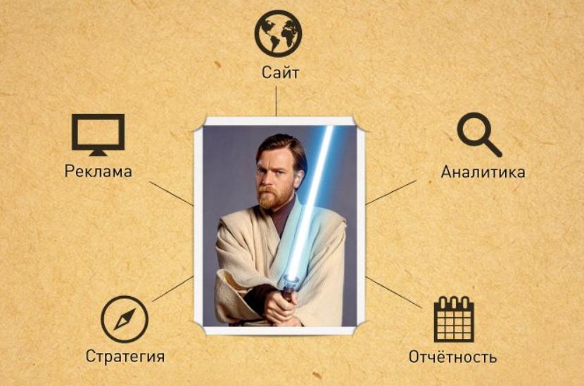 IT-Agency ищет джедаев